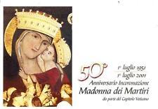 MOLFETTA - 50° Anniversario Incoronazione Madonna dei Martiri