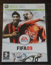 Microsoft Xbox 360. FIFA 09 Soccer Football (PAL AUS/EUR)