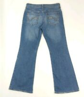 Next Stretch Petite Bootcut Jeans Size 12 W31 L29