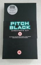 Pitch Black Special Edition - VHS Video Pal Region New & Sealed