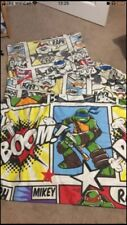 Ninja Turtles Single Bed Spread