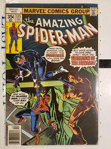MARVEL COMICS AMAZING SPIDER-MAN 175 EARLY PUNISHER HITMAN