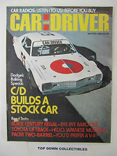 Car and Driver Magazine   May 1976   The Ballad Of Car Number 55, What Are You