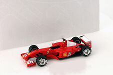 Michael Schumacher FERRARI f2001 #1 Weltmeister formula 1 2001 1:43 ALTAYA