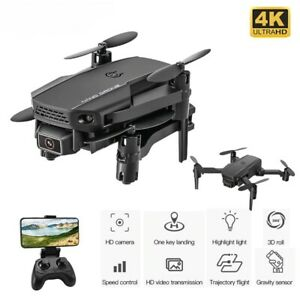 KF611 Drone 1080P 4k HD Camera 2.4g Wi-Fi FPV RC M73 E88 Quadcopter Foldable Toy