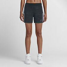 Nike Tech Knit Shorts Women's Shorts Black 747980 010 Size S NWT