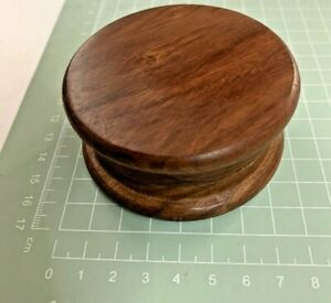 Large Herb Grinder [ Wooden ] 3 inches