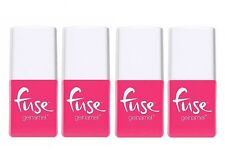 LOT OF 4 - New Sensationail Fuse Gelnamel Nail Gel Enamel In Na-no Way