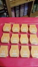 HUGE SCENTSY BAR LOT OF 12 SUNKISSED CITRUS BARS -FREE SHIPPING PRIORITY