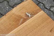 Tischplatte Platte Eiche Wild Rustikal Massiv Holz mit Baumkante NEU Leimholz