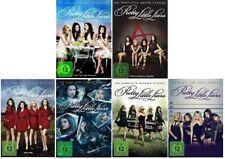 Pretty Little Liars Staffel 2-7 (2+3+4+5+6+7) DVD Set NEU OVP