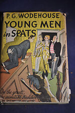 1936 *Early* Young Men in Spats by PG Wodehouse