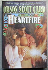 Heartfire (Tales of Alvin Maker #5) by Orson Scott Card HC Tor (First Edition)
