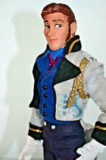 Disney Store Frozen Villain Prince Hans Deluxe Luxury Ed, Anna Beau
