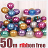 20pcs 12'' Metallic Latex Chrome Balloons Helium Wedding Birthday Party Decor UK