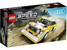 LEGO® Speed Champions 76897 Sofort lieferbar! 1985 Audi Sport Quattro S1 Neu OVP