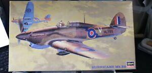 Hasegawa 1/48 Hurricane Mk.IIB