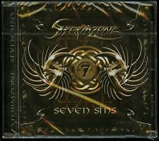 Stormzone Seven Sins CD new Metal Nation Records ‎– MNR 015