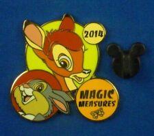 Bambi and Thumper Magic Measures 2014 Pin # 102962