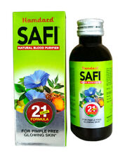 2 x Hamdard Safi Syrup 100ml Natural Blood Purifier For Pimple & Acne Skin