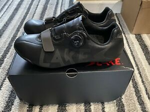 Lake Cycling Road Shoes - CXZ176 - Size 44