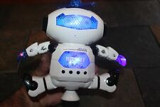 SMART SPACE DANCE ROBOT ELECTRONIC WALKING TOY WITH MUSIC AND LIGHT GREAT KIDS