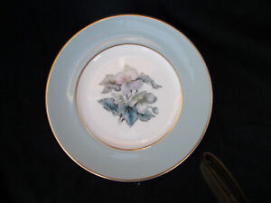 Royal Worcester WOODLAND. Dinner Plate.  Diameter 10¾  inches