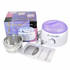 Wax Warmer Pot Heater Hair Equipment Removal Set Salon Beauty Waxing Paraffin