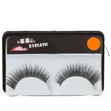 Newly Cross Section False Natural Thick Fake Eyelashes B4R3 Makeup H5J6