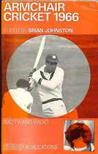 ARMCHAIR CRICKET 1966, unknown, Good Condition Book, ISBN
