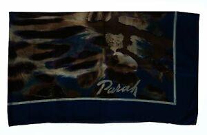 SG Pareo foulard mare spiaggia donna beachwear PARAH articolo B824 9999 Made in