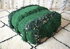 Moroccan Handmade pouf Moroccan floor cushion Handira floor cushion handira pouf