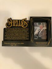 Shelia's Collectibles Store Dealer Display Sign For Houses Plaque Photo
