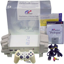 Sony PS2 SCPH-55000 GT Racing Pack Console PlayStation 2 Japan Import Working !!