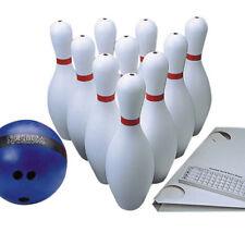 Ten Pin Bowling Set with 2.5kg Rubber Bowling Ball