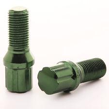 Gruen m14 x 1.25 BULLONI RUOTA JR-Wheels 27mm acciaio 20 pezzi Lug Nuts