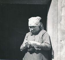 BRAMANS c. 1935 - Femme Savoyarde Savoie - Div 12673