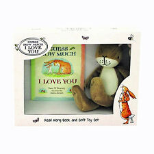GUESS HOW MUCH I LOVE YOU BOOK & SOFT TOY SET