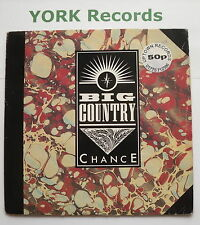 "BIG COUNTRY-Juste une ombre-excellent état 7"" SINGLE MERCURY BCO 8"