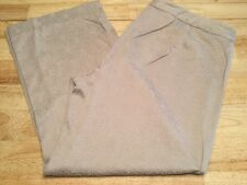 Lane Bryant Dress Pants New Without Tags Women's 18 Beige Textured Pattern