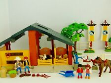 Playmobil 3120 Vintage Horse and Pony Ranch