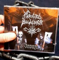 MANIAC BUTCHER (Cz) - Invaze cd. Imported. Black Metal.