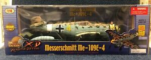 The Ultimate Soldier XD Messerschmitt Me-109E-4 1/18 scale No 10000