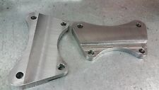 Hilux diff Disc Brake Conversion Billet Caliper Bracket to suit R33 twin piston