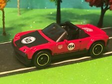 Hot Wheels, Race Day, Car Culture, Porsche 914, Real Riders, Urban Outlaw