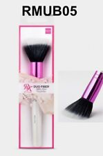 RK BY KISS DUO FIBER BRUSH RMUB05 FOR GIVES YOU AIRBRUSH FINISH