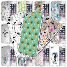 NALIA Handy Hülle für iPhone SE 2020 / 8 / 7, Motiv Case Schutz Cover Tasche TPU