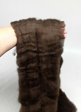 Tibet Yak Wool Down Top Roving Super Clean Fine Combed Carded Felting Spinning