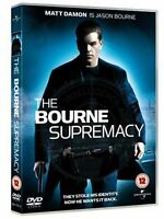 The Bourne Supremacy [DVD] [2004][Region 2]
