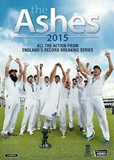 The Ashes 2015 DVD Region 2